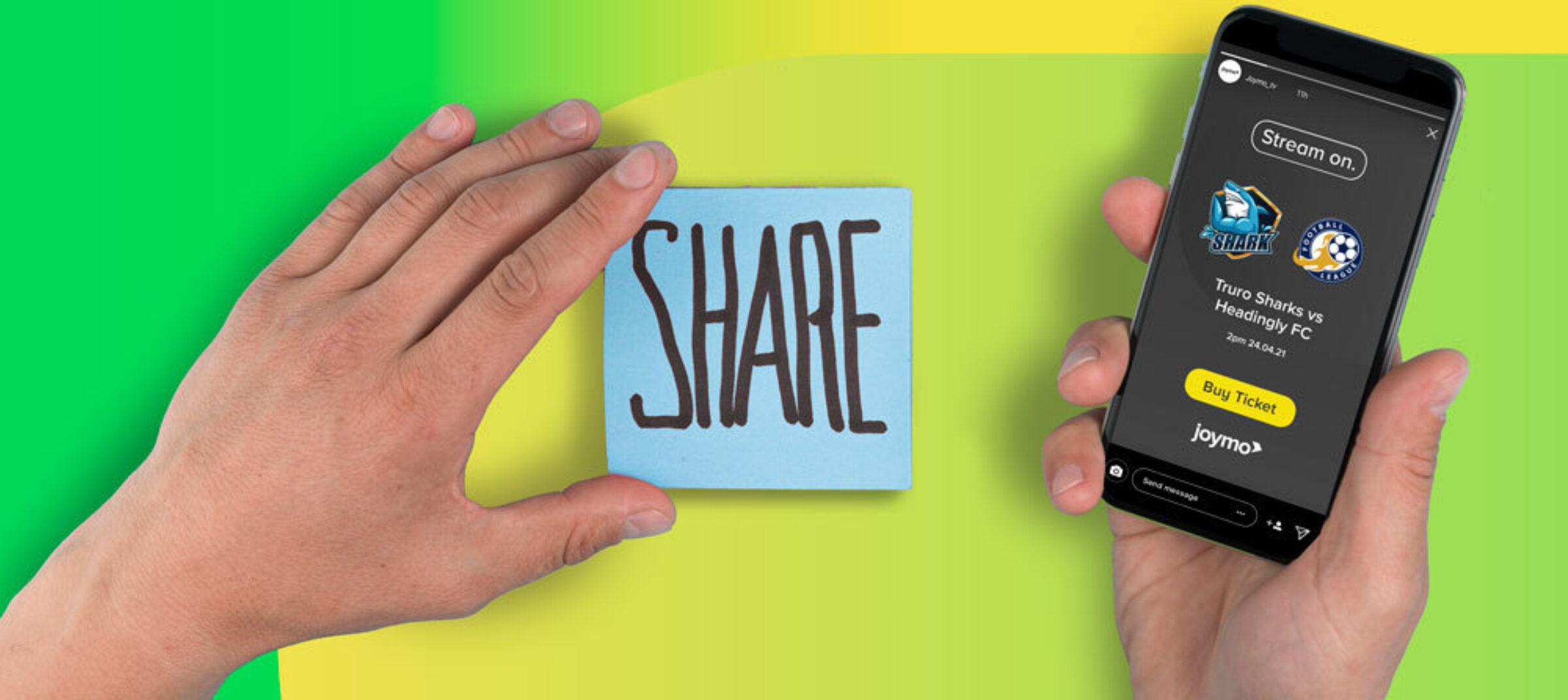 Share match social