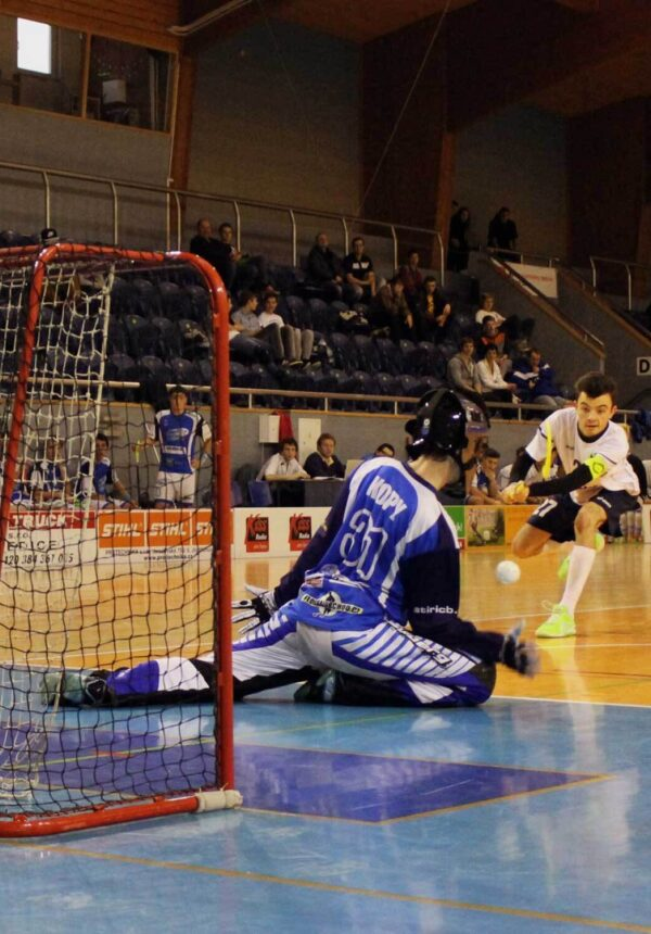 Stories cover floorball